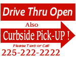 Drive Thru / Curbside