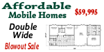 Affordable Mobile Home Yard Sign Template