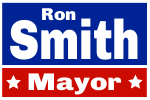 Political Sign Mayor
