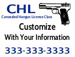 CHL Yard Sign Template