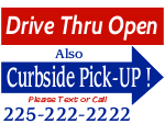 Drive Thru / Curbside 2C